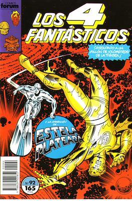 Los 4 Fantásticos Vol. 1 (1983-1994) (Grapa 36-32-24 pp) #92