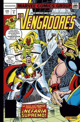 Los Vengadores. Marvel Gold. (Omnigold) (Cartoné) #8
