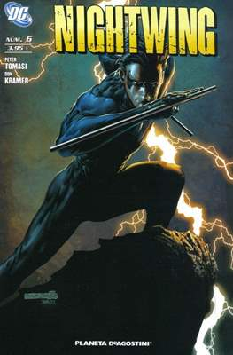 Nightwing (2009-2010) (Grapa, 48 páginas) #6