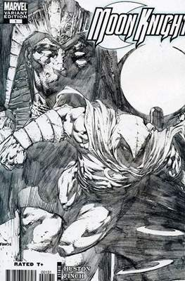 Moon Knight Vol. 3 (2006-2009 Variant Cover)