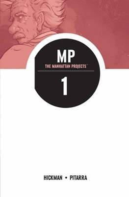 The Manhattan Projects (Softcover) #1