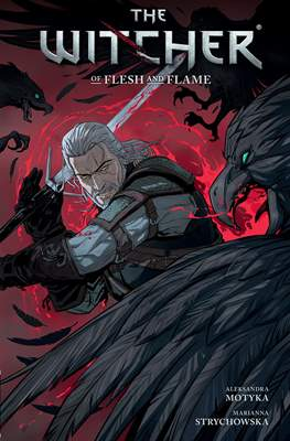 The Witcher (Softcover) #4