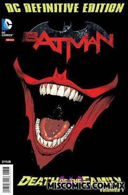 DC Definitive Edition (Rústica) #5