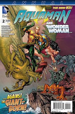 Aquaman Vol. 7 Annual (2011-2016) (Comic Book) #2