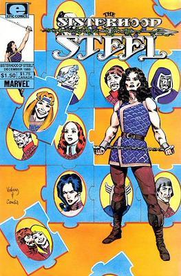Sisterhood of Steel Vol 1 (Comic-book.) #7