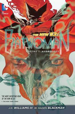 Batwoman Vol. 1 (2011-2015) (Softcover) #1