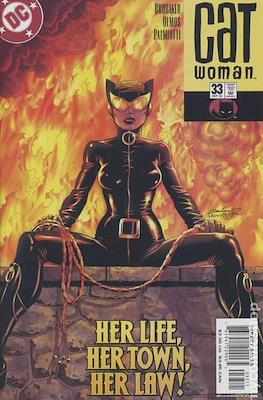 Catwoman Vol. 3 (2002-2008) (Comic Book) #33