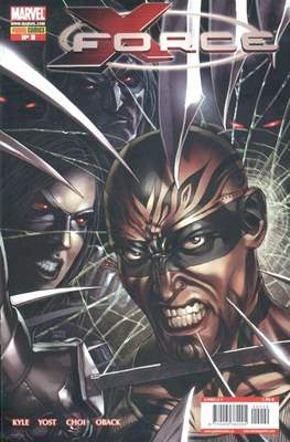 X-Force Vol. 3 (2008-2011) (Grapa, 24-48 pp) #9
