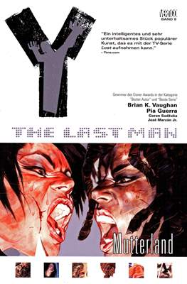 Y: The Last Man (Softcover) #9