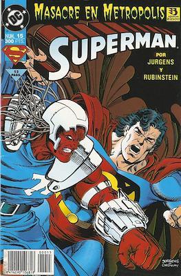 Superman (1993-1996) (Grapa, 48-72 páginas) #15