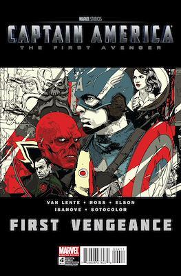 Captain America The First Avenger: First Vengeance (Comic Book) #4