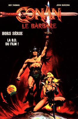 Conan le barbare Hors Série