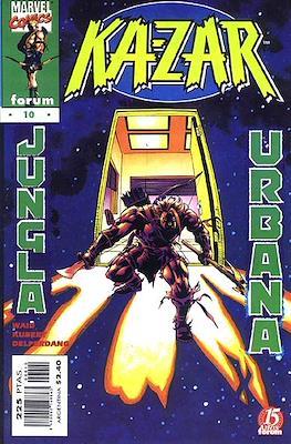 Ka-Zar (1998-1999) #10