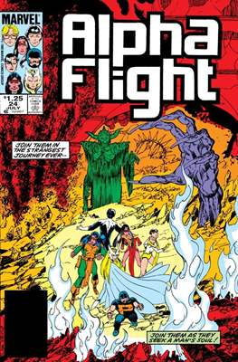 Alpha Flight (Vol. 1 1983-1994) (Digital) #24