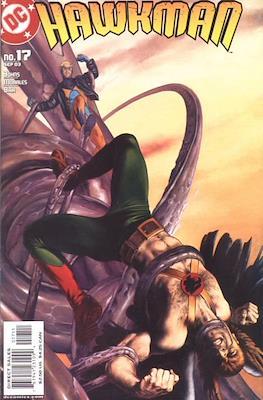Hawkman Vol. 4 (2002-2006) (Comic book) #17
