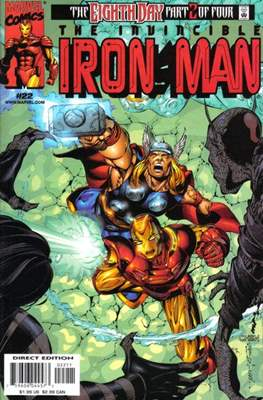 Iron Man Vol. 3 (1998-2004) #22