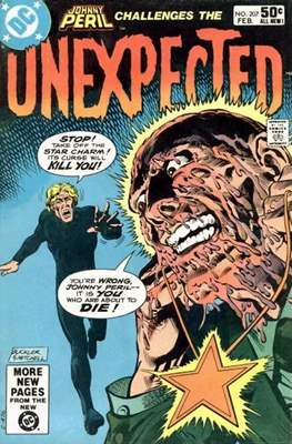The Unexpected (Comic Book) #207