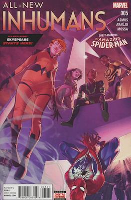 All-New Inhumans (Comic Book) #5