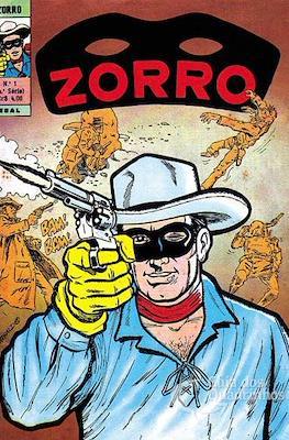 Zorro. 4ª Série