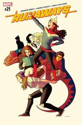 Runaways Vol. 5 (2017- ) (Comic Book) #21