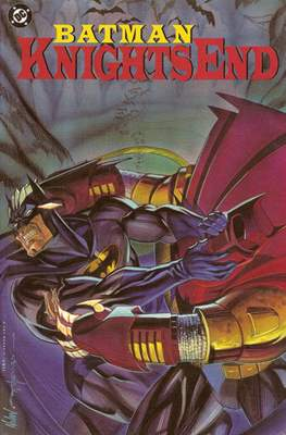 Batman: Knightsend (Softcover 376 pp) #2