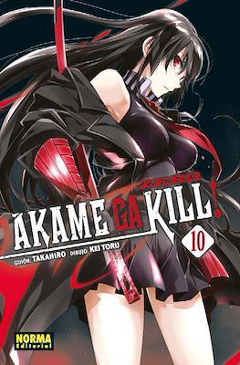 Akame ga Kill! Zero (Rústica con sobrecubierta) #10