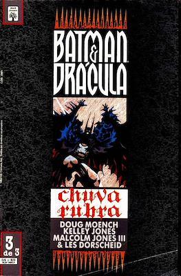 Batman & Drácula - Chuva Rubra (Grapa. 36 pp) #3