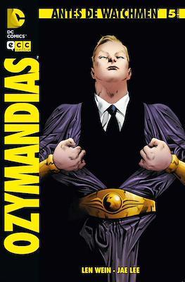 Antes de Watchmen: Ozymandias (Grapa) #5