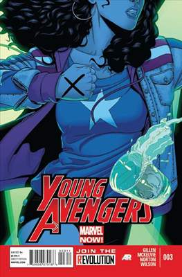 Young Avengers Vol. 2 (2013-2014) (Comic-book) #3