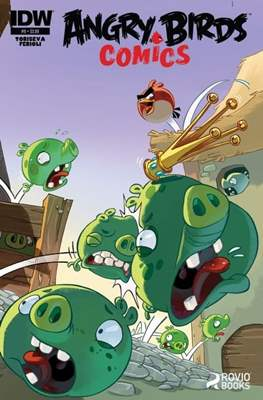 Angry Birds (Grapa) #9