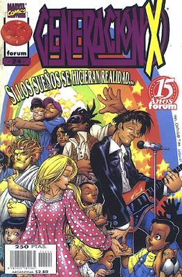 Generación-X Vol. 2 (1996-2000) (Grapa 24 pp) #24