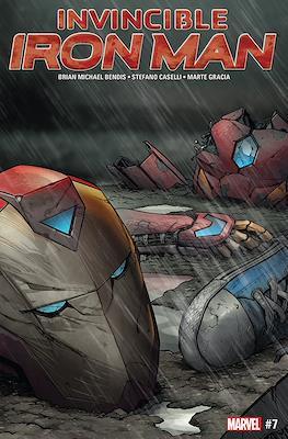 Invincible Iron Man Vol. 4 #7