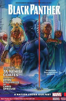 Black Panther by Ta-Neishi Coates