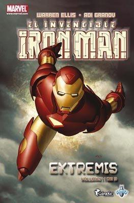 Iron Man Extremis #1
