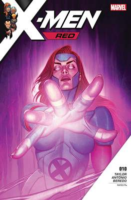 X-Men Red (Comic Book) #10