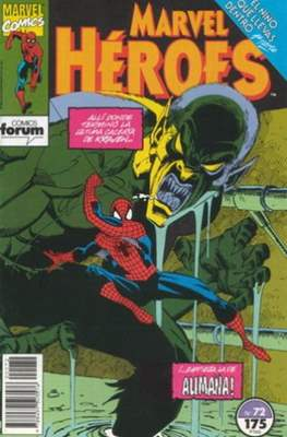 Marvel Héroes (1986-1993) (Grapa 32 pp) #72