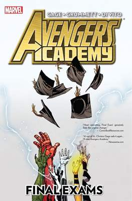 Avengers Academy (2010-2013) (Softcover 176 pp) #6