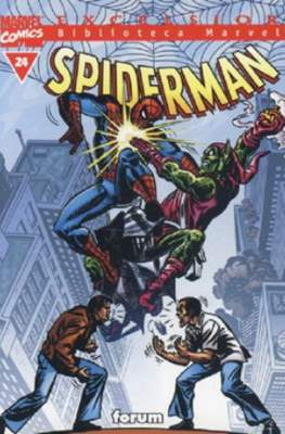 Biblioteca Marvel: Spiderman (2003-2006) (Rústica 160 pp) #24