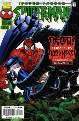 Spider-Man (Vol. 1 1990-2000) (Comic Book) #80