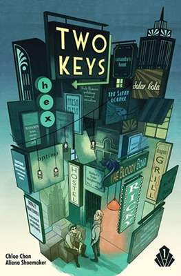 Two Keys #1