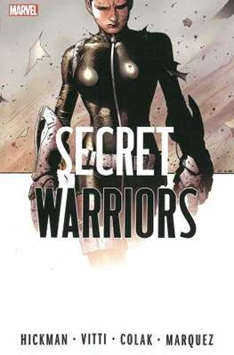 Secret Warriors: The Complete Collection (Softcover 480-360 pp) #2