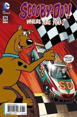 Scooby-Doo! Where Are You? (Comic Book) #36