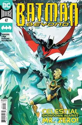 Batman Beyond (Vol. 6 2016-...) #47