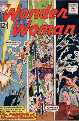 Wonder Woman Vol.1 (1942-1986; 2020-) (Comic Book) #131
