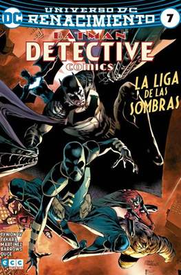 Batman: Detective Comics (Binder, 48 a 72 páginas a color. 24x17cm.) #7