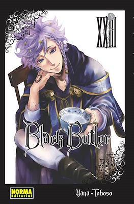 Black Butler (Rústica con sobrecubierta) #23