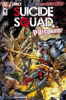 Suicide Squad Vol. 4. New 52 (2011-2014) Digital #5