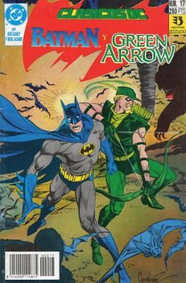 Clásicos DC (1990-1993) (Grapa) #17