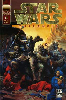 Star Wars. Outlander