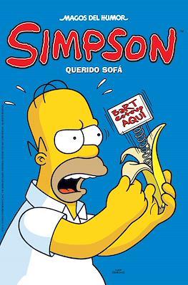 Magos del humor Simpson #49
